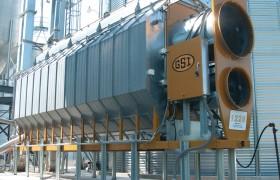 Портативные системы сушки зерна GSI