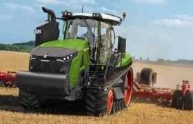 Гусеничный трактор Fendt 1100 Vario MT