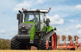 Гусеничный трактор Fendt 900 Vario MT