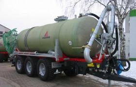 Цистерны для жидких удобрений и навоза Annaburger HTS серии 27