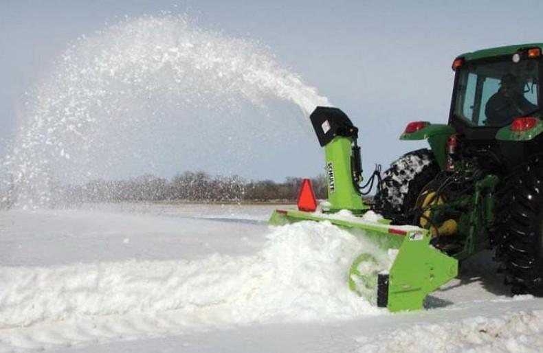 Снегоуборочные машины Schulte