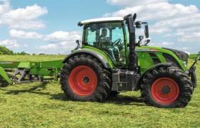 Колёсный трактор Fendt 500 Vario