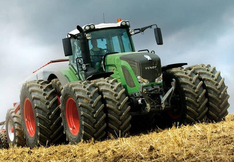 Колёсный трактор Fendt 900 Vario