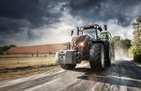 Колёсные тракторы Valtra S