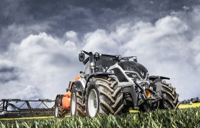 Колёсные тракторы Valtra T