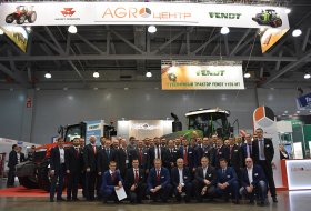 Agrosalon, Moscow, October 9-12th, 2018