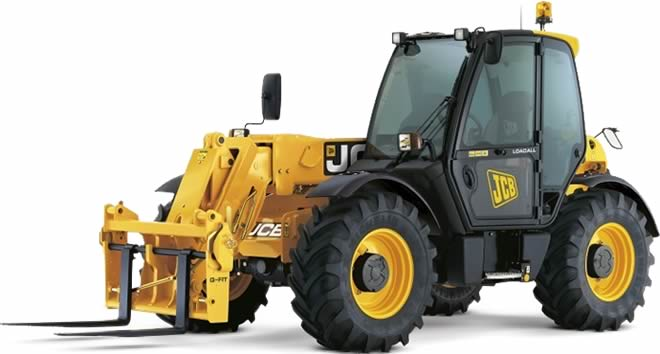 JCB 500 Series Telescopic loader